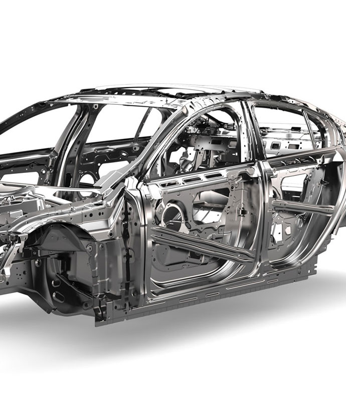 Structural Aluminium Repairs Solihull