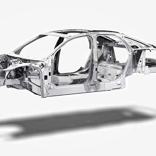 Audi Aluminium Structural Repairs